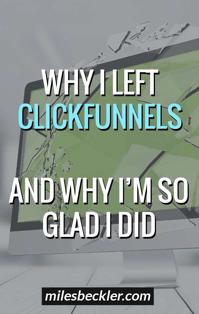 Clickfunnels Pricing Review - How Clickfunnels Lost $10,000 Of My