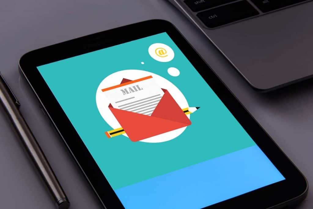 Because nearly everyone has smart phones with email apps, email gets checked and it gets checked often.
