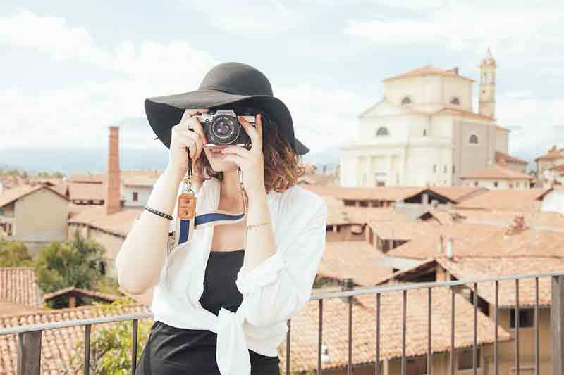 business about fashion and travel