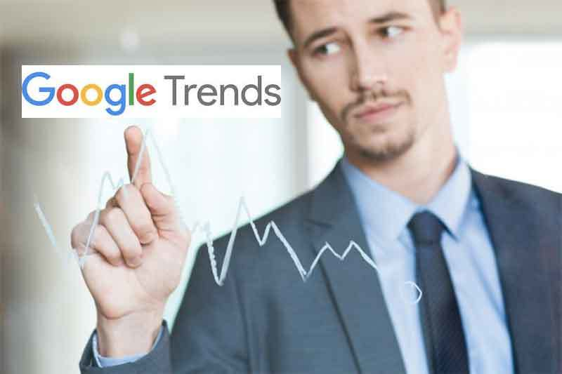 Google Keyword Trends - Compare Feature