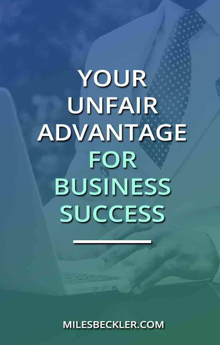 Your Advantage For Business Success