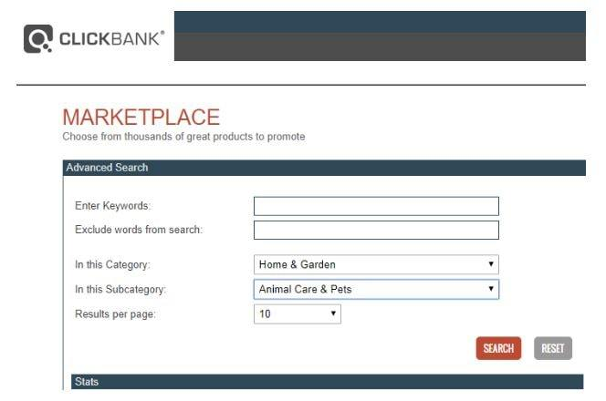 Clickbank Example Doggy Dans