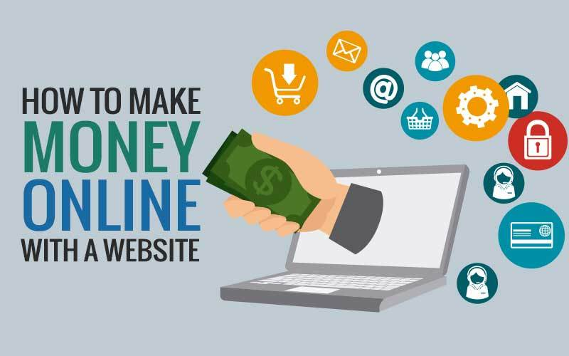 How to Make Money Online With a Website