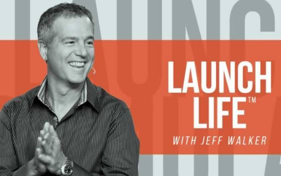 Jeff Walker launch life