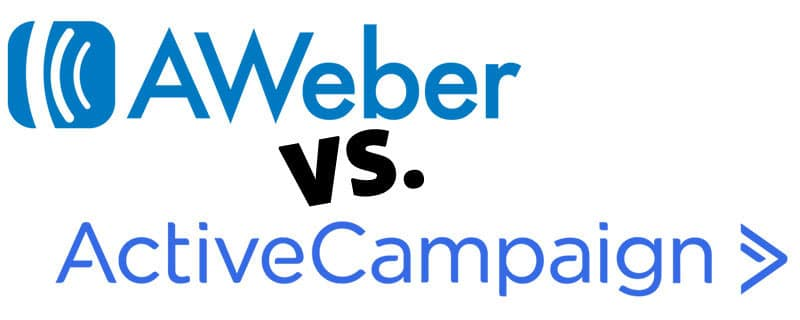 Aweber vs. Activecampaign