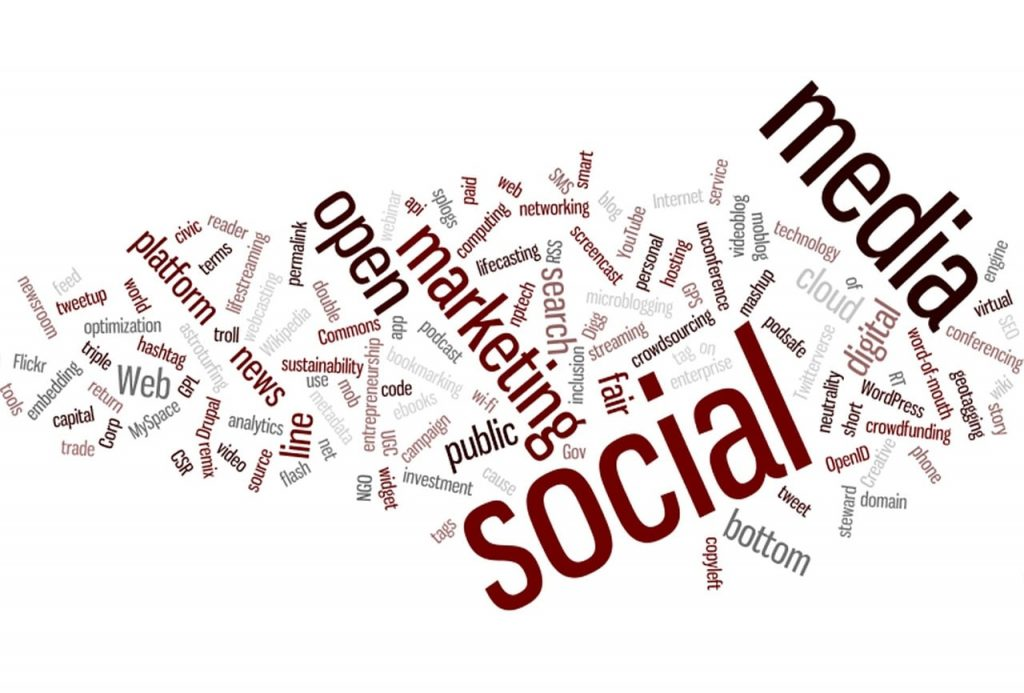 social search paid ads