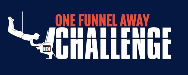 One Funnel Away Challence