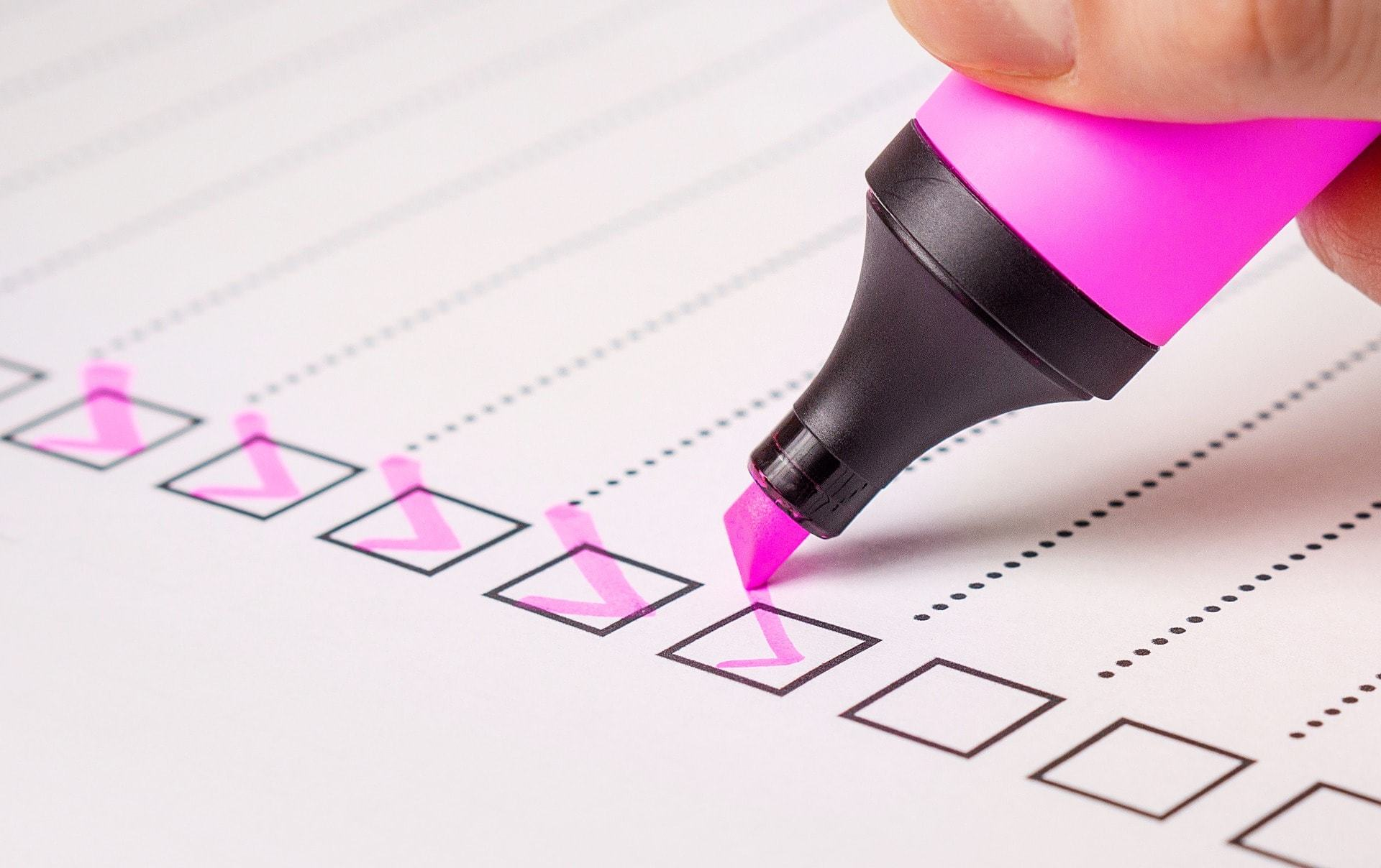 checklist before quitting your side job