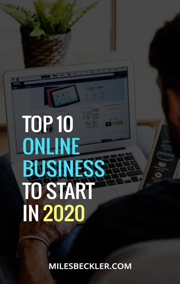 Top 10 Online Business To Start In 2020