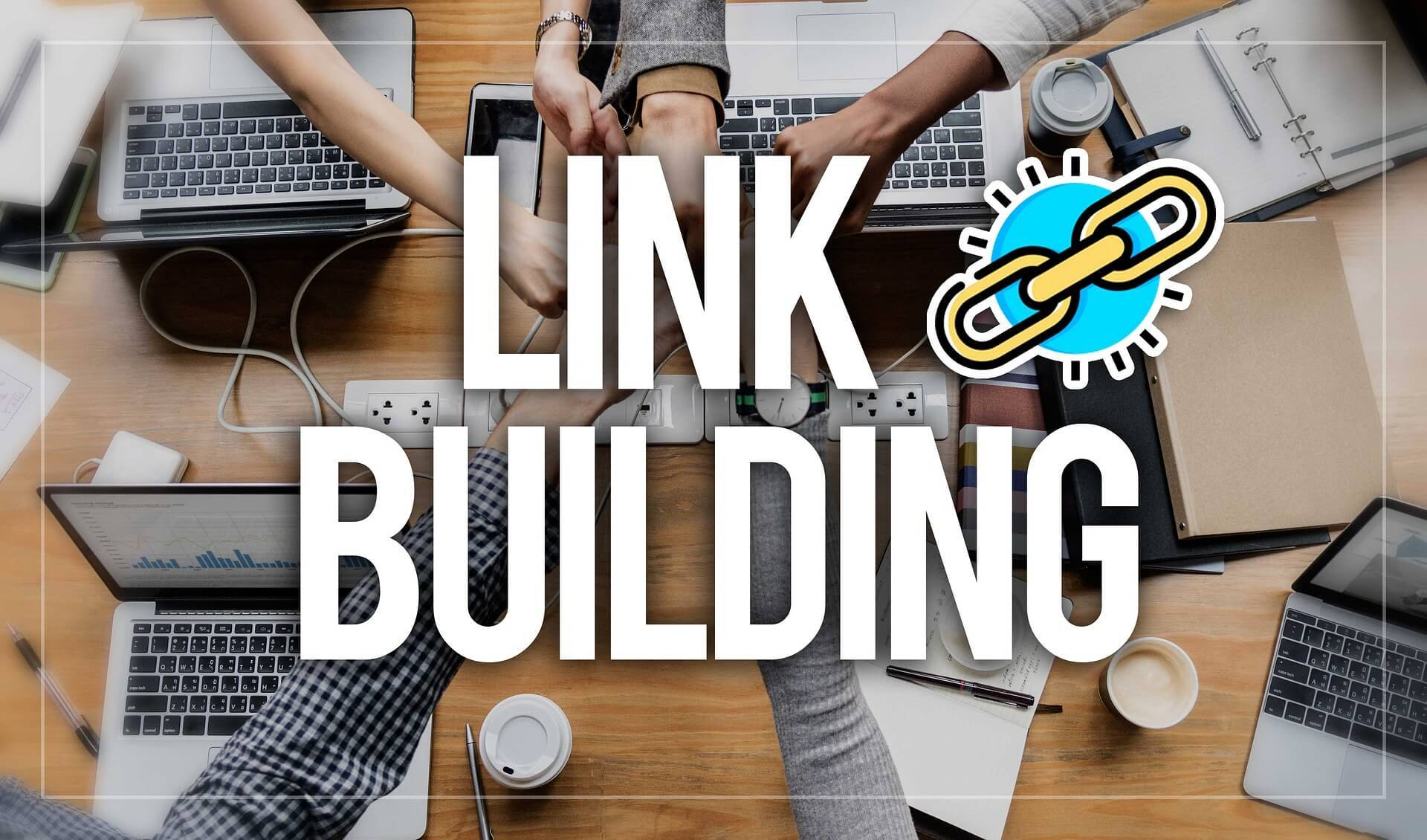 priming the link building pump