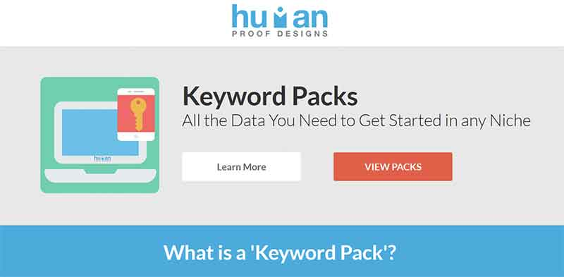 HPD Keyword Pack