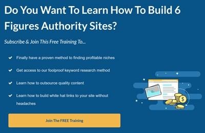 The Authority Site System Website