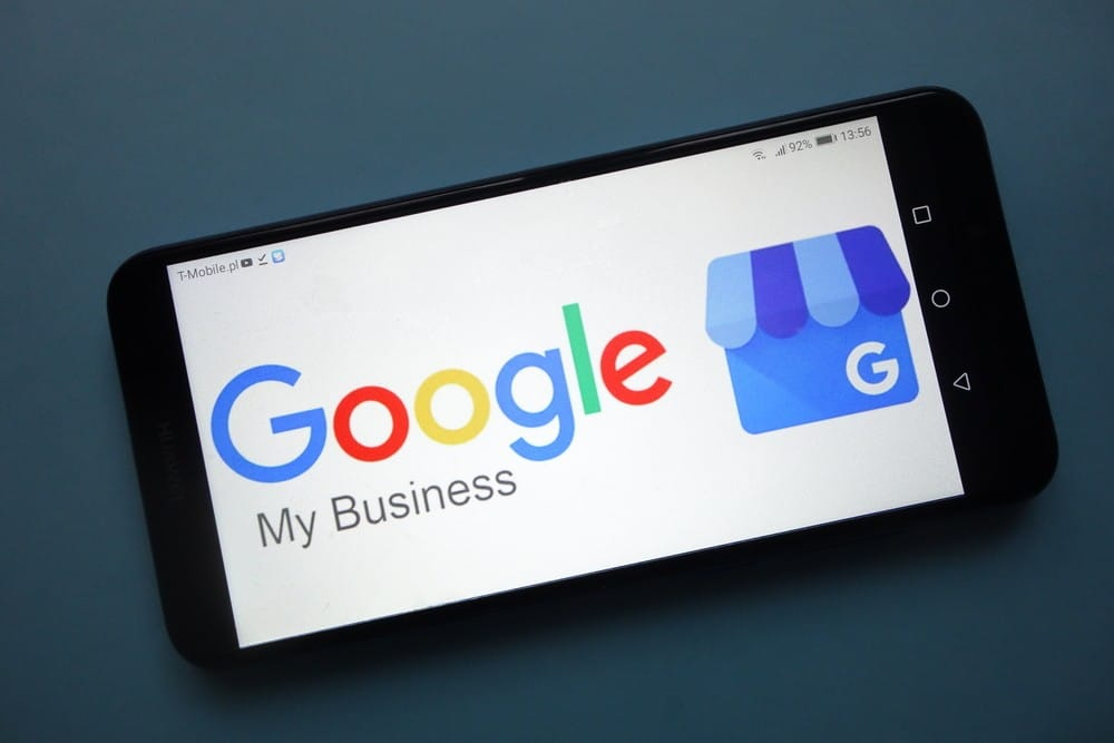 set up and optimize Google my Business as a way of selling seo services to local businesses