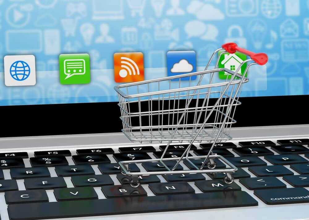 what is a shopping cart software