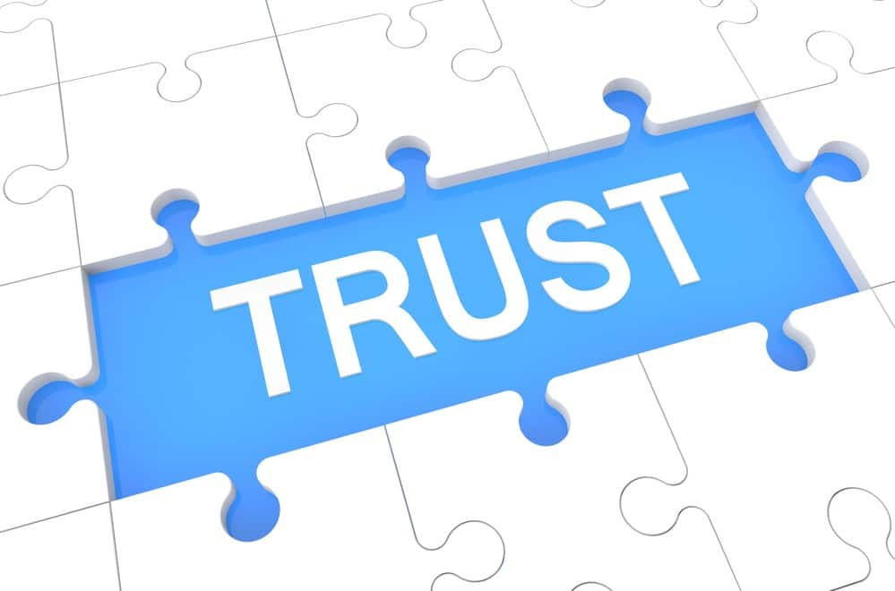 trust and reliability are important in inbound marketing