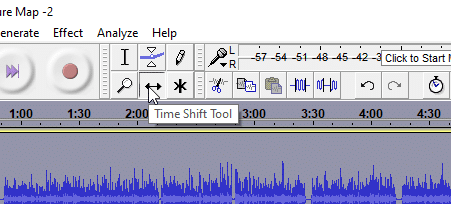 time shift tool